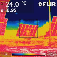 Θερμογραφικός έλεγχος Tracker Deger 9000NT