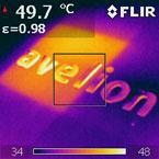 Θερμογραφικός έλεγχος